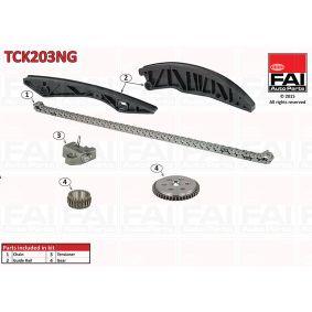 FAI AutoParts  TCK203NG Vezérműlánc készlet