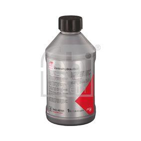 FEBI BILSTEIN  46161 Hydrauliköl Inhalt: 1l, grün