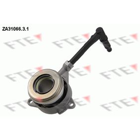Central Slave Cylinder, clutch Aluminium with OEM Number 0A5.141.671F