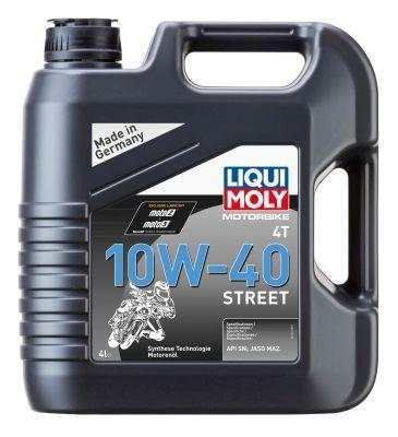 LIQUI MOLY Motorbike 4T, Street 1243 Motoröl