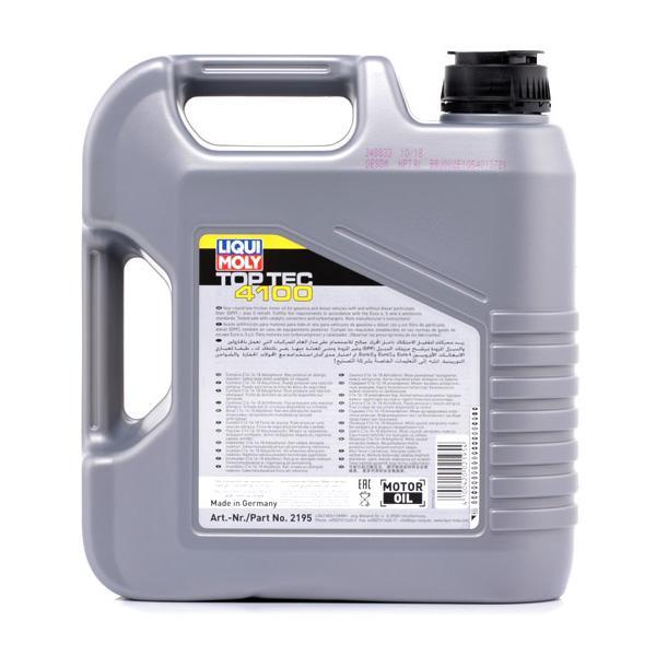 motor ol LIQUI MOLY GMdexos2 4100420021954