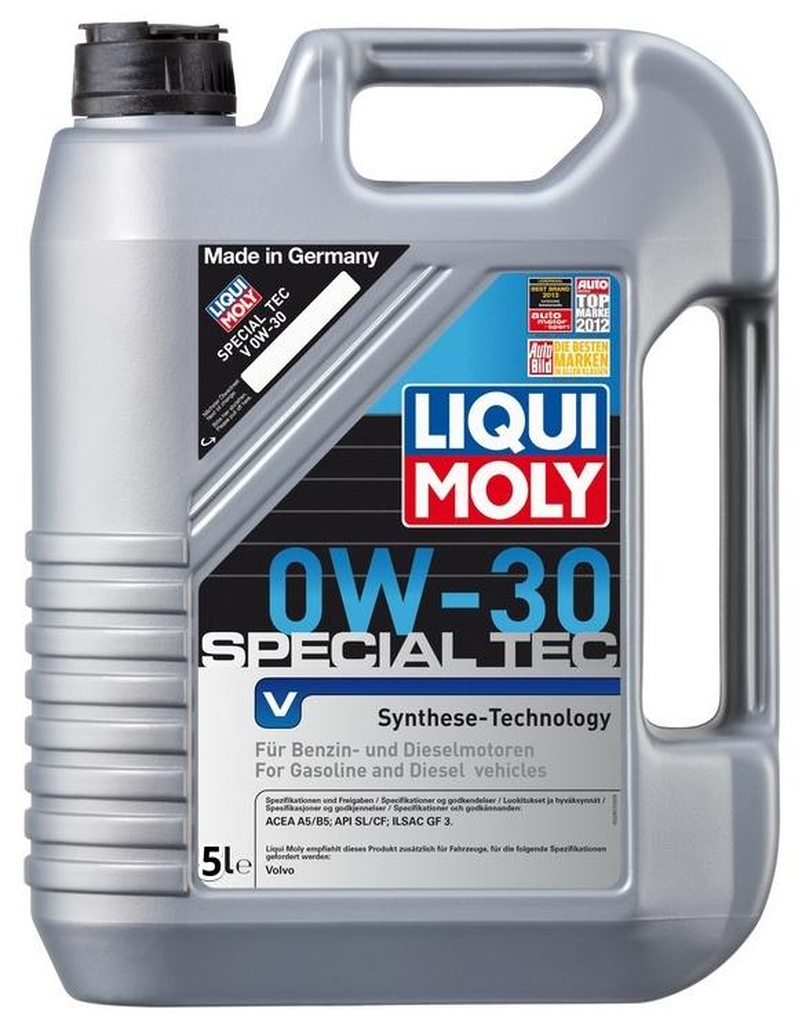 Motoröl 2853 LIQUI MOLY APICF in Original Qualität