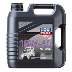LIQUI MOLY ATV, 4T 3014 Motoröl