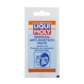 LIQUI MOLY Paste, Brems- / Kupplungshydraulikteile 3078