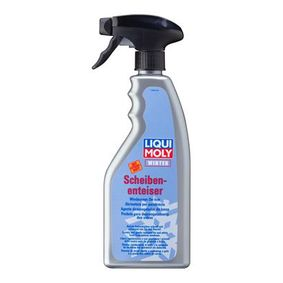 Window cleaner LIQUI MOLY 6902 for car (Contents: 500ml, Pump-action Spray Bottle)