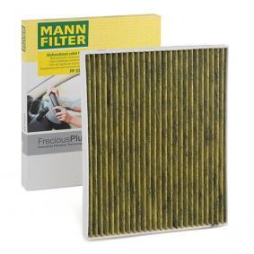 Filter, Innenraumluft Länge: 268mm, Breite: 222mm, Höhe: 22mm mit OEM-Nummer 71754151