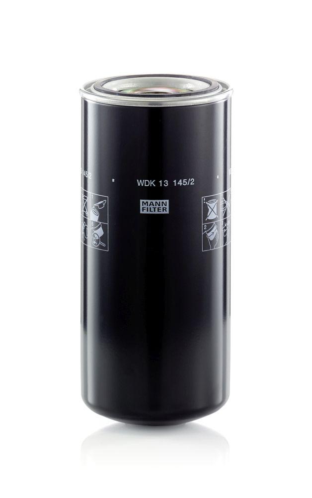 MANN-FILTER  WDK 13 145/2 Fuel filter Height: 302mm
