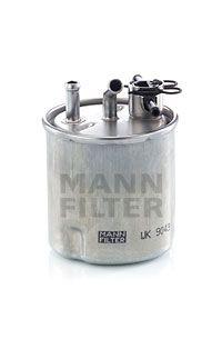 MANN-FILTER  WK 9043 Fuel filter Height: 137mm