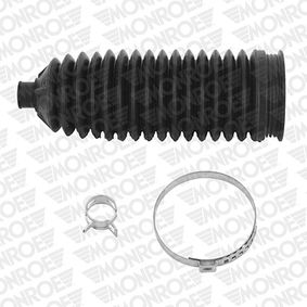 Bellow Set, steering Height: 168mm with OEM Number 48203 JD01A