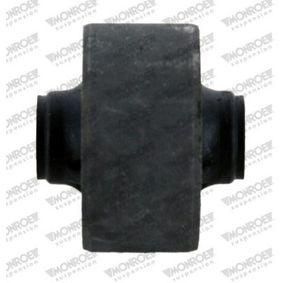 Control Arm- / Trailing Arm Bush Ø: 60,3mm, Inner Diameter: 12,3mm with OEM Number 5458 40 7000
