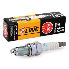 Spark Plug 94037 PUNTO (188) 1.2 16V 80 MY 2000