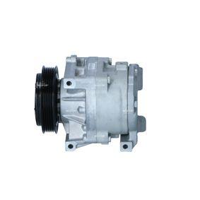 Compressor, air conditioning 32810 PUNTO (188) 1.2 16V 80 MY 2002