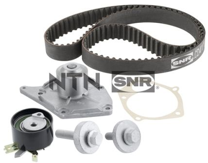 SNR  KDP455.580 Water pump and timing belt kit