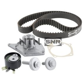 Water pump and timing belt kit with OEM Number 16806-00QBE