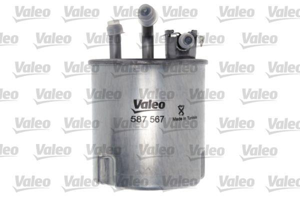 Fuel filter VALEO 587567 rating