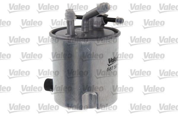 Inline fuel filter VALEO 587567 expert knowledge