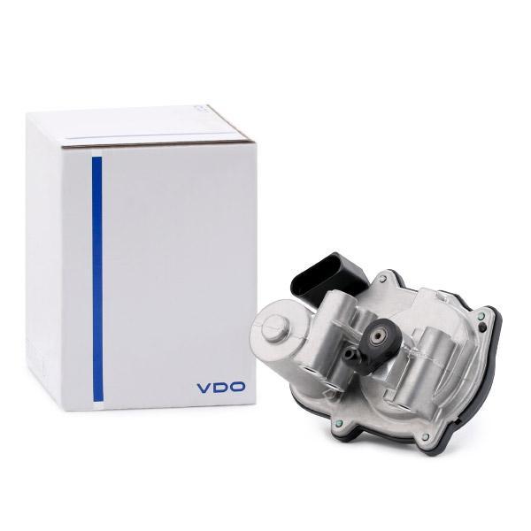 Nastavovaci prvek, prepinaci klapka (saci potrubi) VDO A2C59506246 odborné znalosti
