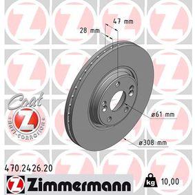 Bremsscheibe Art. Nr. 470.2426.20 120,00€