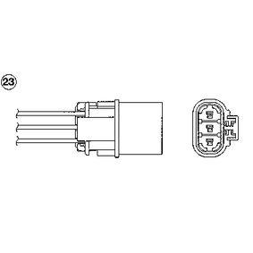 Αισθητήρας λάμδα 90368 MICRA 2 (K11) 1.3 i 16V Έτος 1998