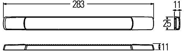 Innenraumleuchte HELLA 2JA 980 879-111 Bewertung