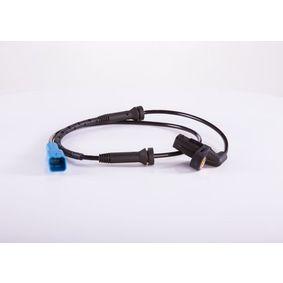 Sensor, Raddrehzahl Länge über Alles: 865mm mit OEM-Nummer 454599