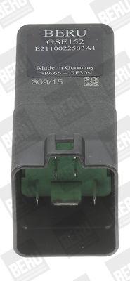 Steuergerät, Glühzeit GSE152 BERU GSE152 in Original Qualität