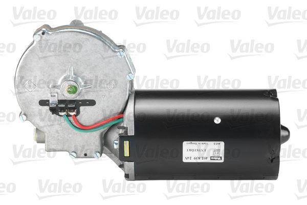 Motor del limpiaparabrisas VALEO 402839 conocimiento experto