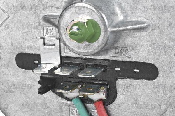 Motor del limpiaparabrisas VALEO 402839 3276424028396