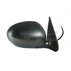 Outside Mirror with OEM Number 963651KA1A