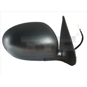 Outside Mirror with OEM Number 96365 1KA1A