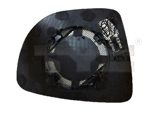 Rückspiegelglas TYC 328-0191-1 8717475091502