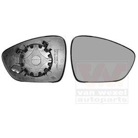Spiegelglas, Außenspiegel mit OEM-Nummer 8151.RW