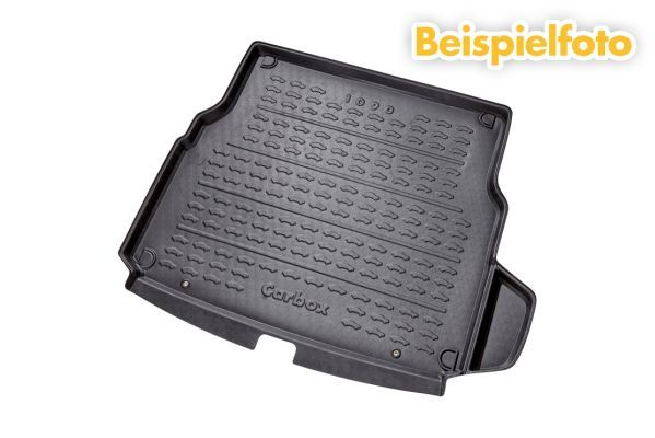 Car boot tray 207090000 CARBOX 207090000 original quality