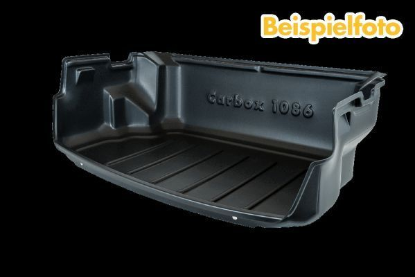 CARBOX  101732000 Car boot tray Width: 1720mm, Height: 370mm