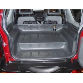 Formstøbte bagagerumsbakker Breite: 1230mm, Höhe: 350mm 107817000 SUZUKI JIMNY (FJ)