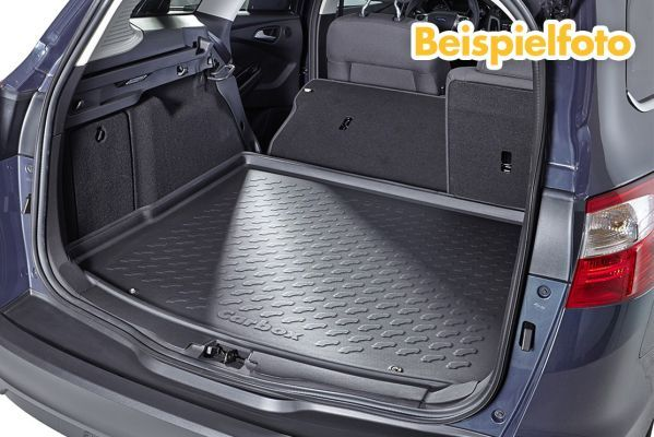 Car boot tray CARBOX 207106000 expert knowledge