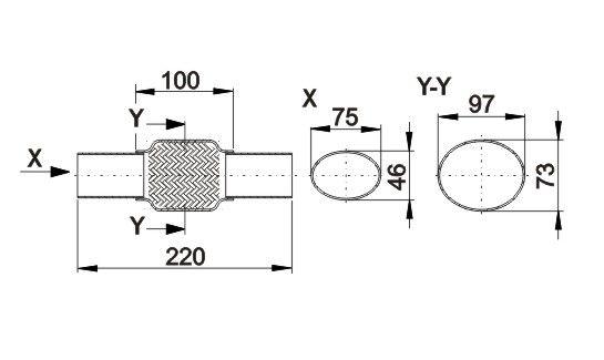 Flexrohr, Abgasanlage ERNST 464147 Bewertung