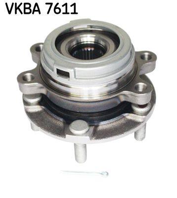 SKF  VKBA 7611 Wheel Bearing Kit Ø: 93mm, Inner Diameter: 33,5mm