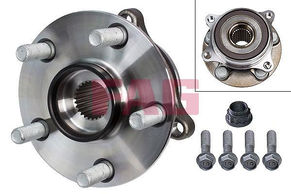 Wheel Hub Bearing 713 6213 20 FAG 713 6213 20 original quality