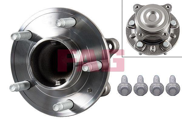 Wheel Hub Bearing 713 6451 50 FAG 713 6451 50 original quality