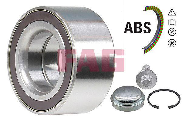Wheel Hub Bearing 713 6680 80 FAG 713 6680 80 original quality