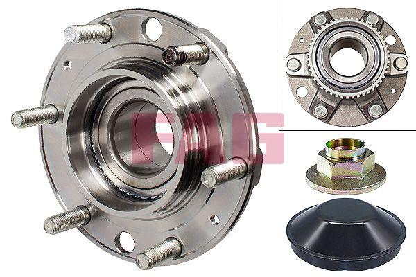 Wheel Hub Bearing 713 6267 90 FAG 713 6267 90 original quality