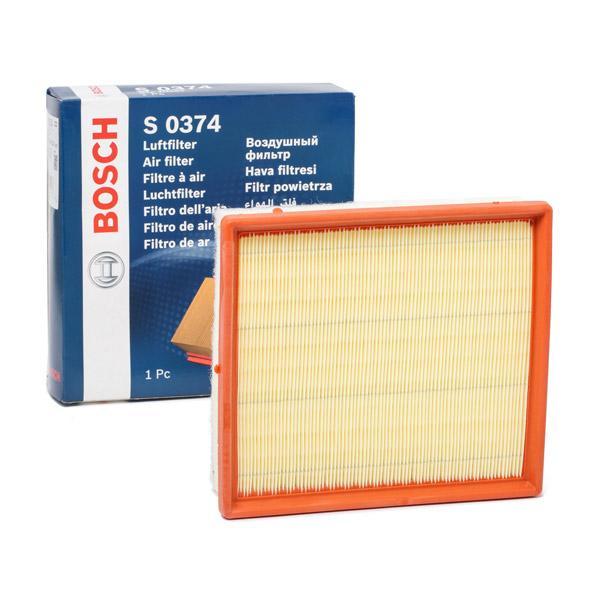 Filter F 026 400 374 BOSCH S0374 in Original Qualität