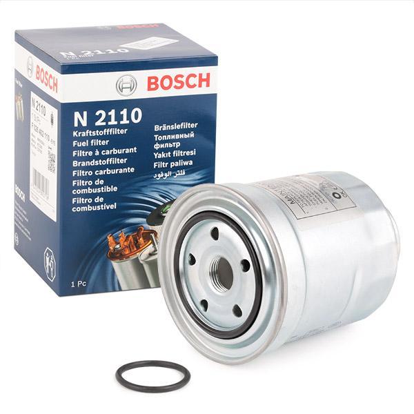 Inline fuel filter BOSCH F026402110 expert knowledge