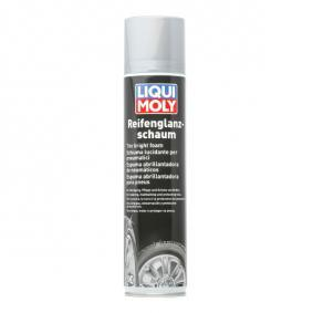 Wheel cleaners LIQUI MOLY 1609 for car (Tin, Contents: 400ml)