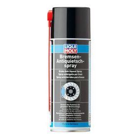 LIQUI MOLY  3079 Paste, Brems- / Kupplungshydraulikteile