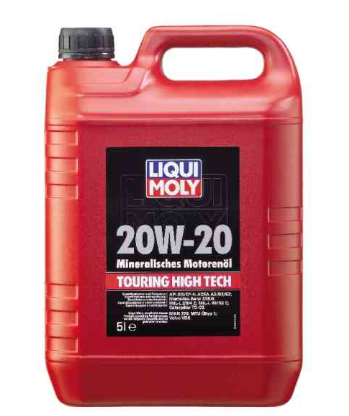 Motoröl 6964 LIQUI MOLY TouringHighTech20W20 in Original Qualität