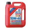 LIQUI MOLY Aceite motor MB 228.51 10W-40, Capacidad: 5L, aceite parcialmente sintético