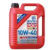 LIQUI MOLY Olio auto MB 228.51 10W-40, Contenuto: 5l, Olio parzialmente sintetico
