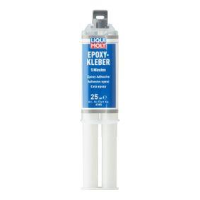 Karosseriekleber LIQUI MOLY 6183 für Auto (Blisterpack, Inhalt: 25ml)